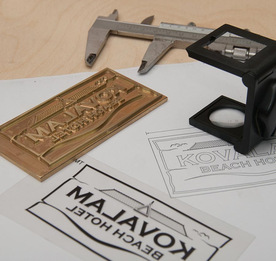 3D embossing and micro embossing